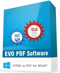 EVO HTML to PDF Converter Box